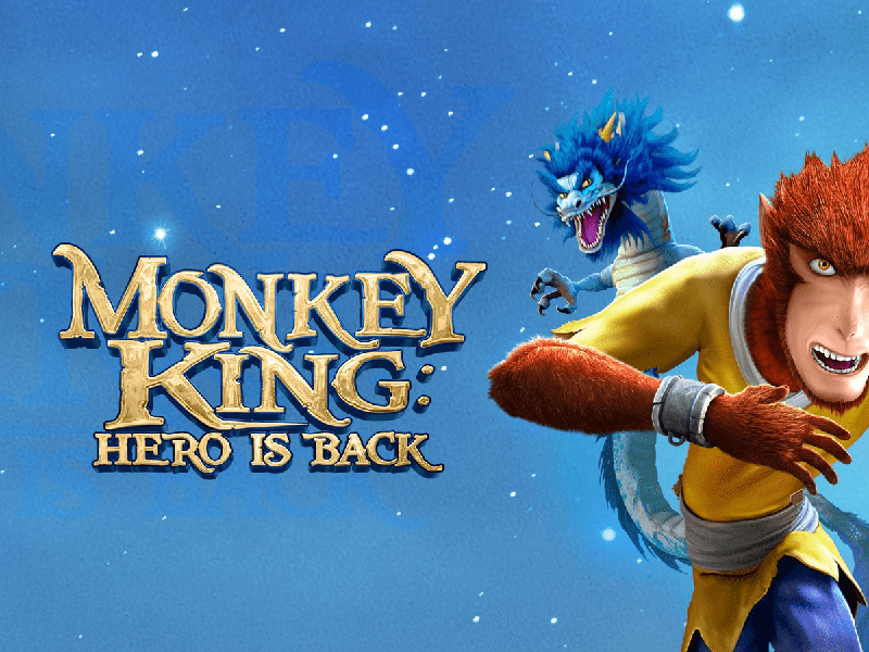 Monkey King: Hero Is Back Poster