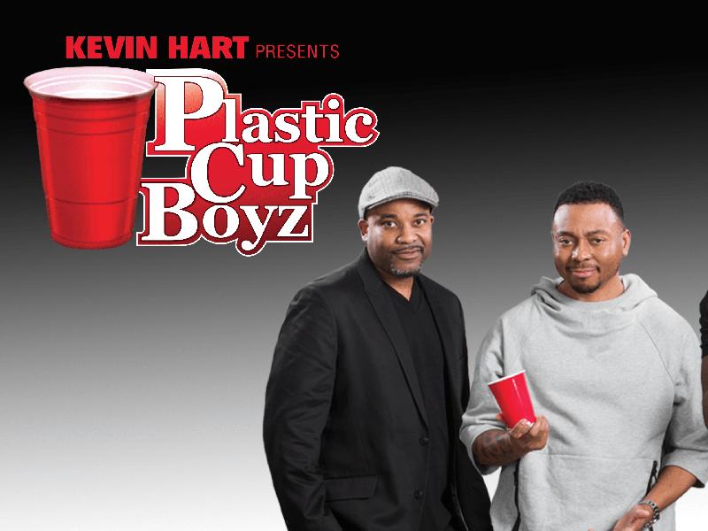 Kevin Hart Presents: Plastic Cup Boyz Poster