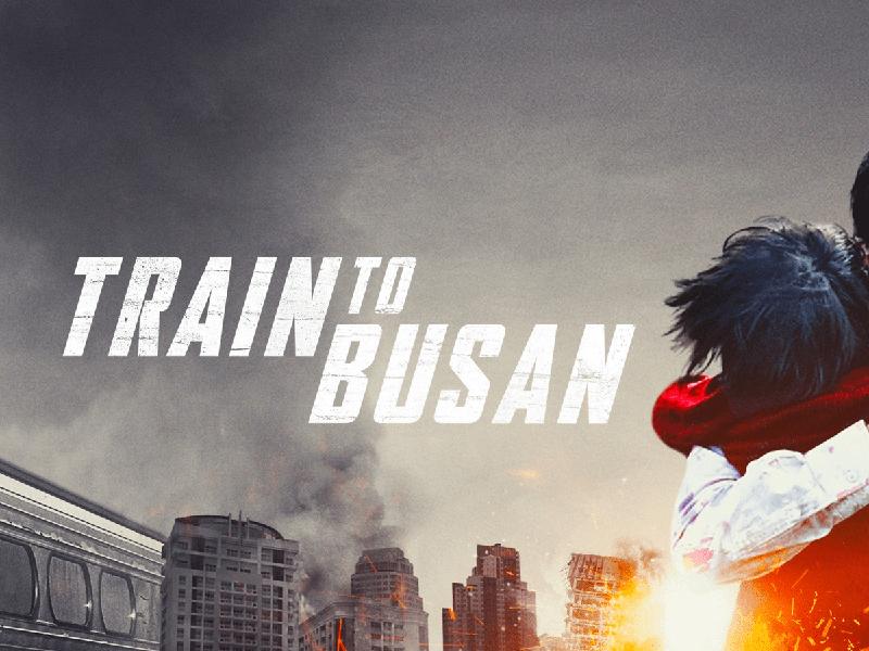 Train to Busan Poster