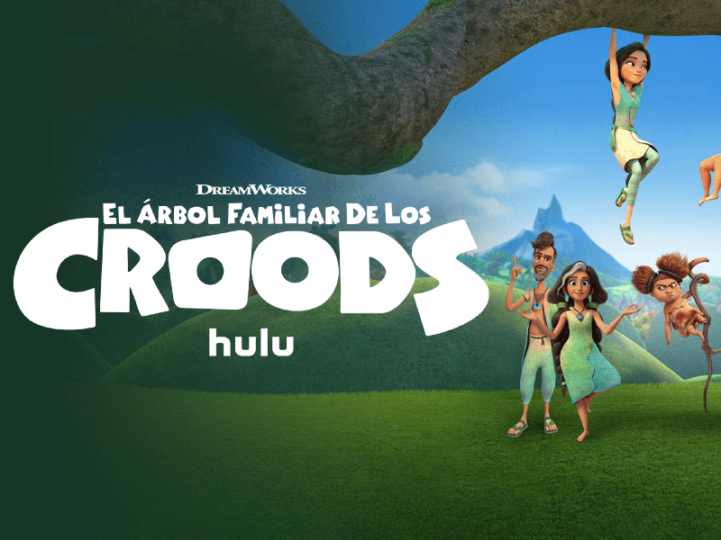 The Croods: Family Tree Poster
