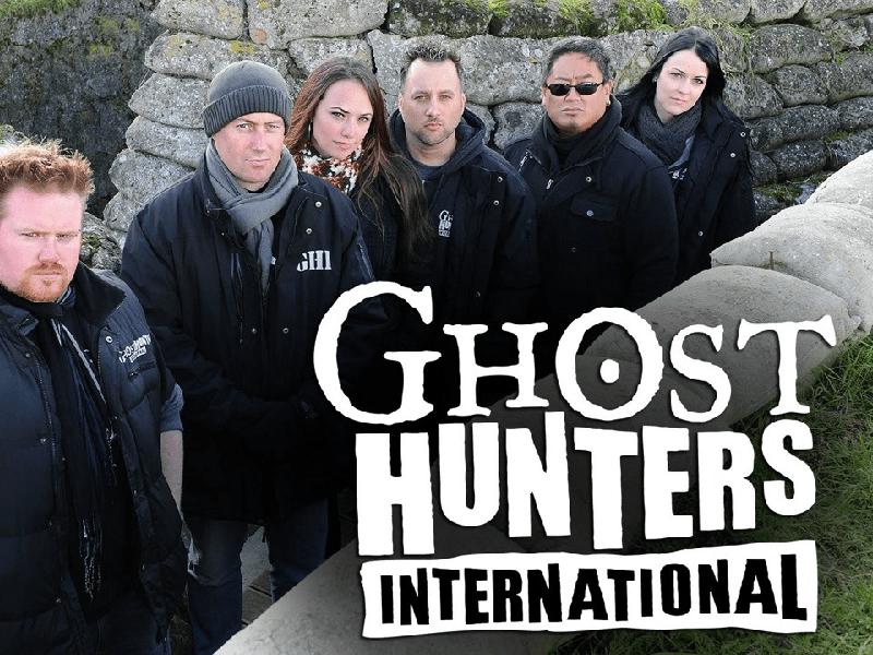 Ghost Hunters International Poster