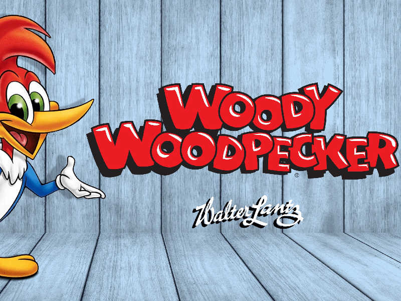 The New Woody Woodpecker Show Poster