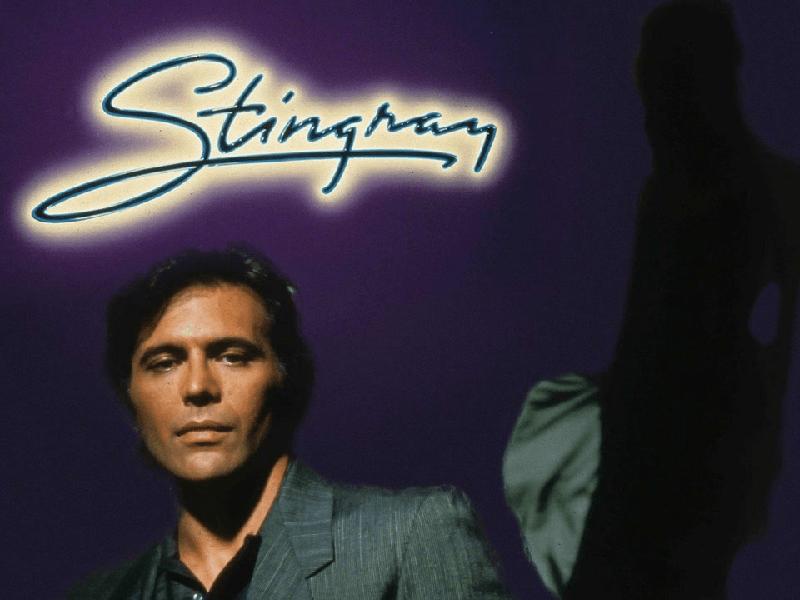 Stingray Poster