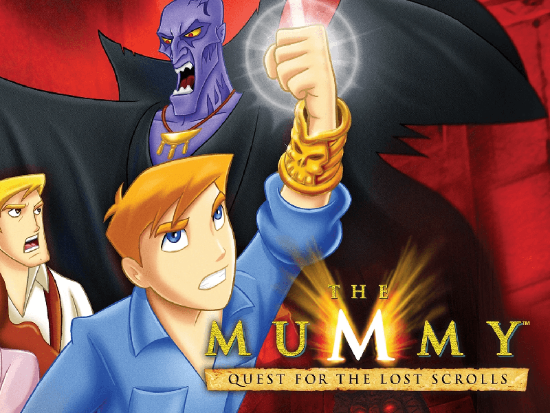The Mummy: The Animated Series Poster