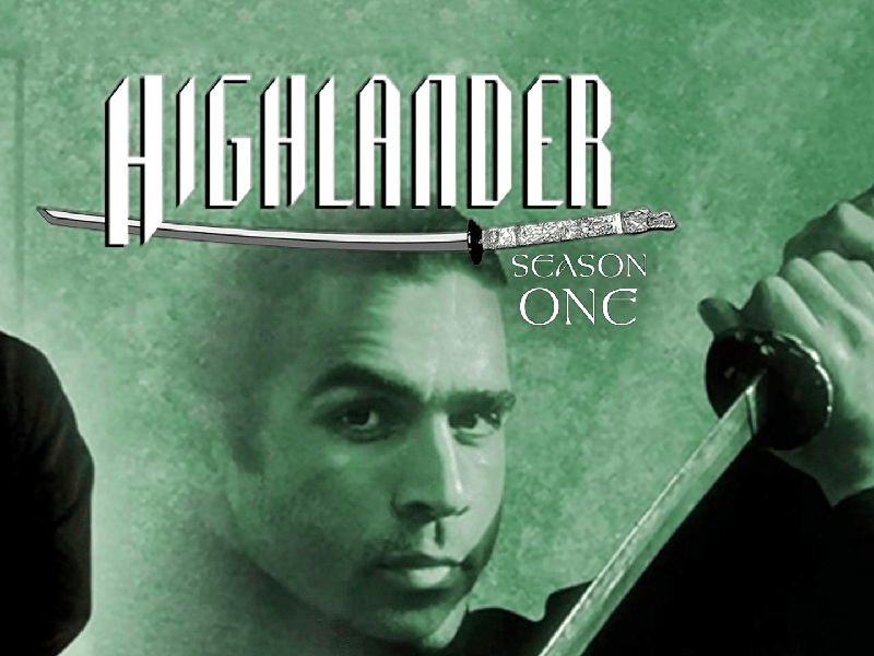 Highlander: The Series Poster