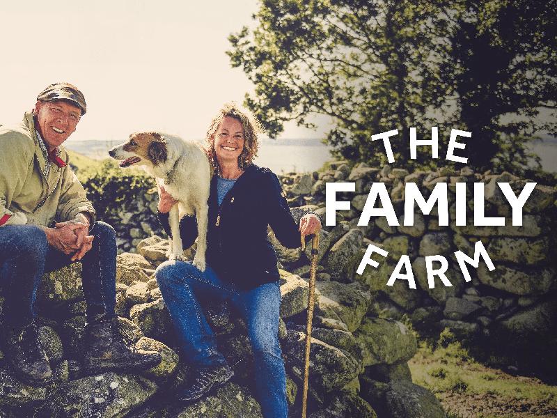 The Family Farm Poster